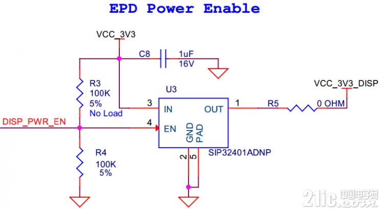 E Ink模块驱动原理与评测 开发板使用 转载自网络 产业共荣 第5张