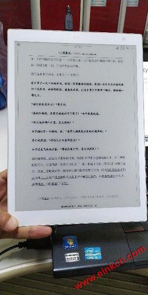 "Sony DPT-CP1白色10.3""电子纸平板照片 电子墨水笔记本 第5张"