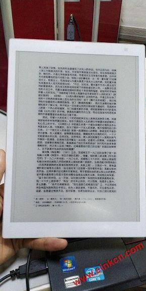 "Sony DPT-CP1白色10.3""电子纸平板照片 电子墨水笔记本 第6张"