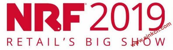 NRF 2019|最新零售行业趋势直击 E Ink电子墨水显示屏显神威 电子墨水屏新闻 第1张