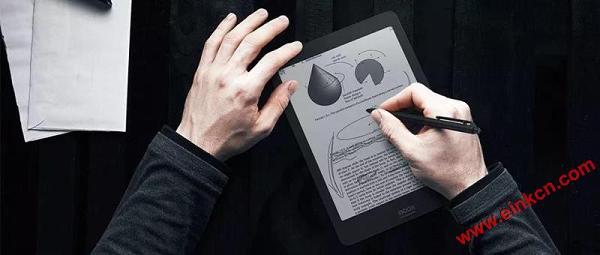 E Ink平板能干什么?BOOX Note Pro 电纸书个人使用小结 电子墨水笔记本 第1张