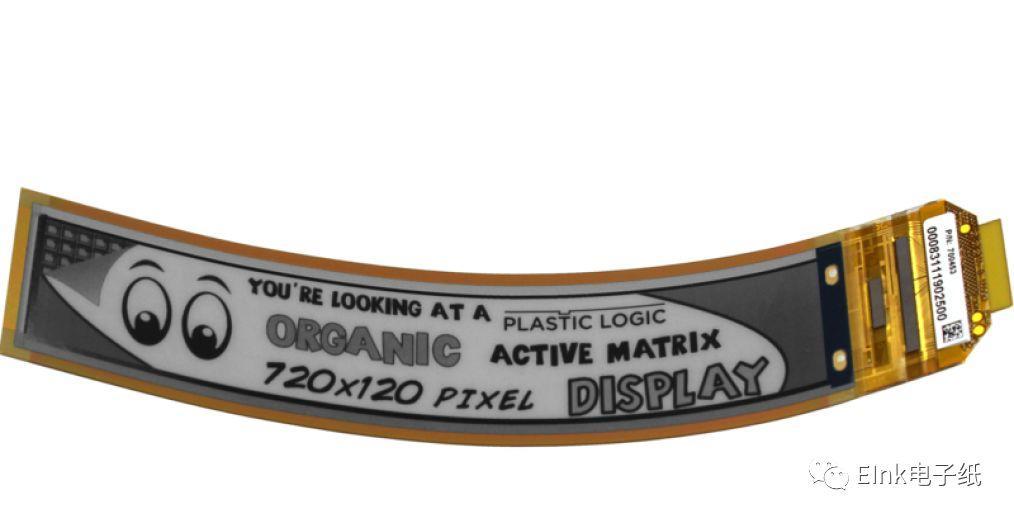 E Ink元太科技战略投资Plastic Logic 电子墨水屏新闻 第3张