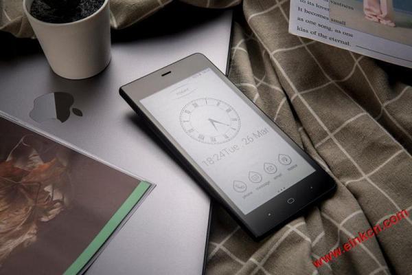掌上智典K1/Kingrow K1 might be the best E Ink Smartphone ever made 电子阅读 第2张