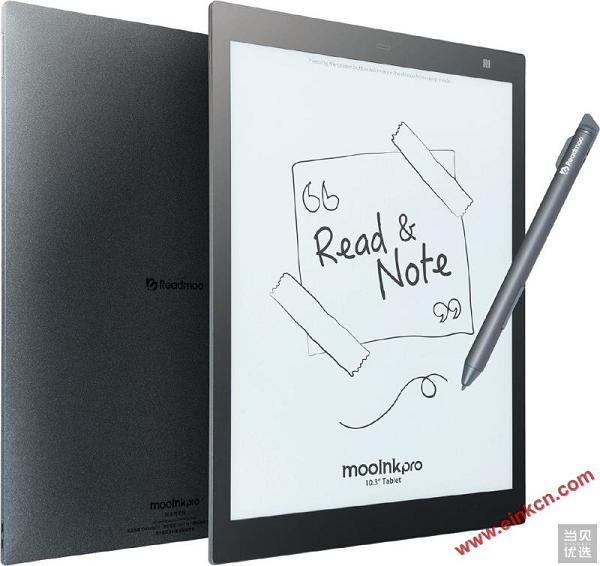 支持手写笔 10.3英寸台湾读墨mooInk Pro电子书开放预购/预售地址/购买地址 电子笔记 第7张