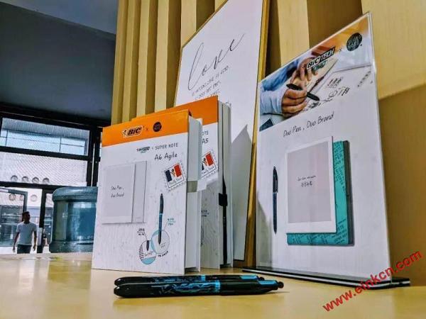 CES Asia 吹进了文艺风 - 雷塔 SuperNote A6 Agile 电子笔记 第19张