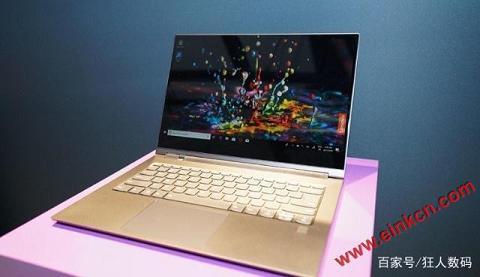 联想笔记本Yogabook2 C930评测,一款双屏的笔记本,而且有4K加持 墨水屏其他产品 第2张
