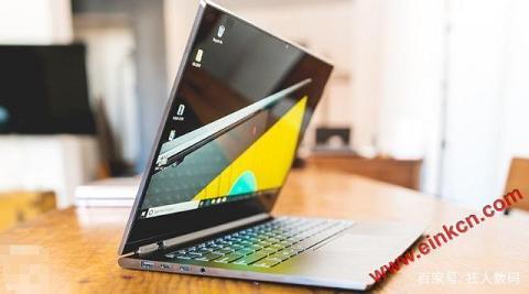 联想笔记本Yogabook2 C930评测,一款双屏的笔记本,而且有4K加持 墨水屏其他产品 第3张