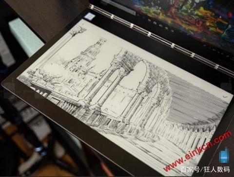 联想笔记本Yogabook2 C930评测,一款双屏的笔记本,而且有4K加持 墨水屏其他产品 第7张