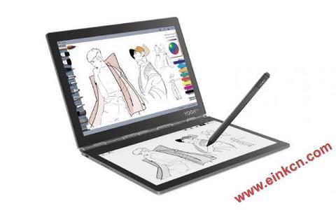 联想笔记本Yogabook2 C930评测,一款双屏的笔记本,而且有4K加持 墨水屏其他产品 第8张