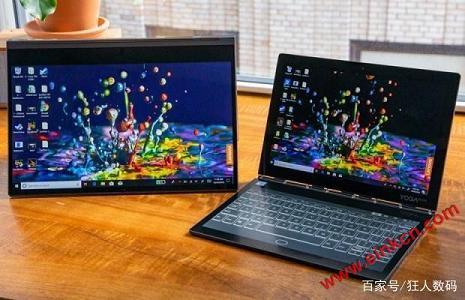 联想笔记本Yogabook2 C930评测,一款双屏的笔记本,而且有4K加持 墨水屏其他产品 第10张