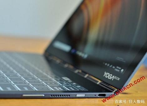联想笔记本Yogabook2 C930评测,一款双屏的笔记本,而且有4K加持 墨水屏其他产品 第12张