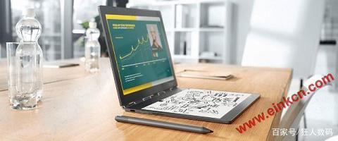 联想笔记本Yogabook2 C930评测,一款双屏的笔记本,而且有4K加持 墨水屏其他产品 第13张