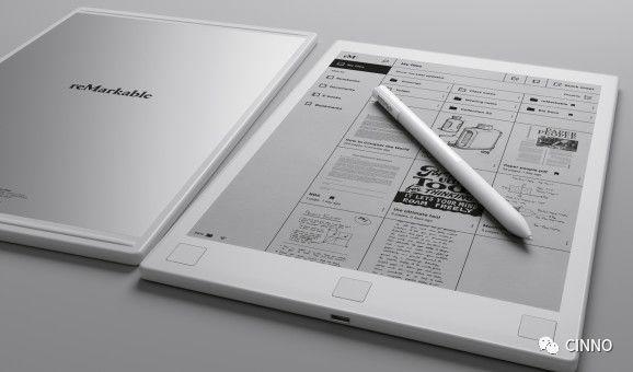 Remarkable获A轮融资1500万美元,致力于电子纸平板电脑市场 电子墨水屏新闻 第1张