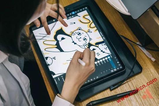 彩色版 Kindle 可能明年就来了,如果有了这项新技术的话 业界新闻 第19张
