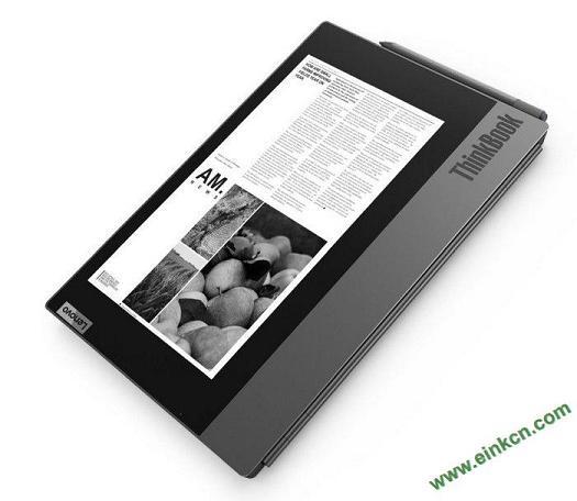 Lenovo联想ThinkBook Plus双屏笔记本:10.8英寸墨水屏、傲腾加速 其他产品 第1张