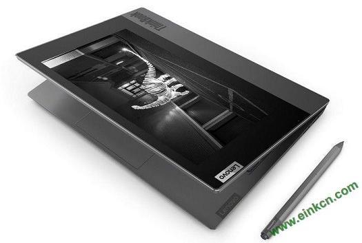 Lenovo联想ThinkBook Plus双屏笔记本:10.8英寸墨水屏、傲腾加速 其他产品 第2张