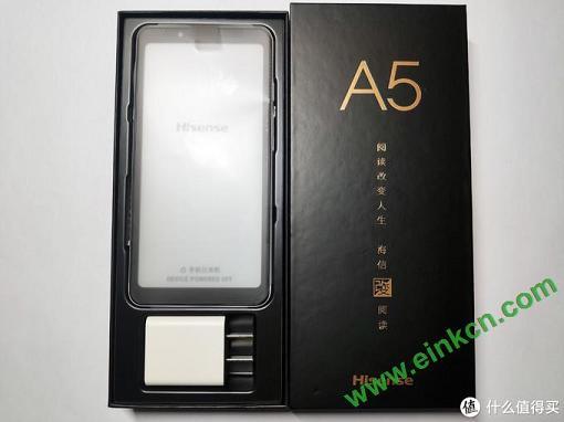 海信A5,家电厂对墨水屏手机独树一帜的坚守,期待海信A5彩屏版 电子墨水屏手机 第5张