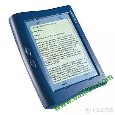 5款设计出色甚至超前,如今却鲜有人知的电子阅读器