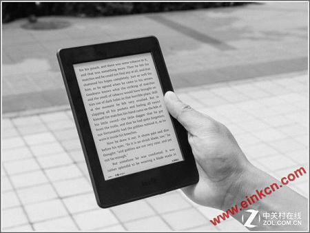 再续经典 第三代Kindle Paperwhite评测