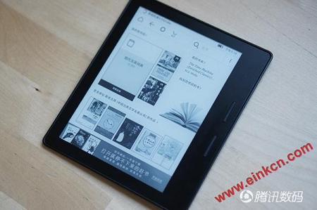 亚马逊Kindle Oasis评测:史上最佳阅读器 电子阅读 第18张