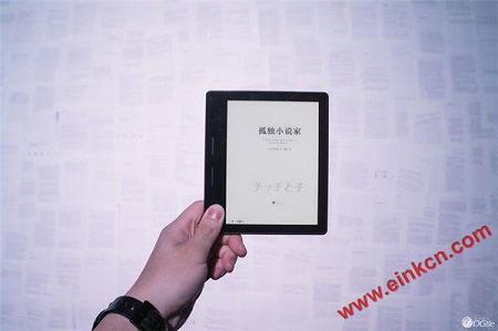 更轻薄更高端:亚马逊Kindle Oasis上手体验