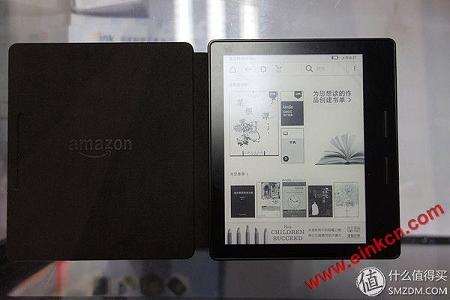 第六届江苏书展 篇二:各种电纸书乱入:Amazon 亚马逊 Kindle Oasis & boyue 博阅 T80 电纸书 电子墨水阅读器 第16张