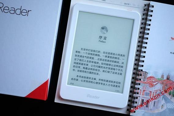 """掌阅iReader Plus电纸书阅读器 6.8"""" E Ink电子书 电子墨水阅读器 第10张"""