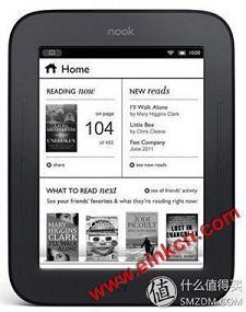 为网络阅读而生 e-ink墨水屏智能平板的兴起 电子阅读 第6张