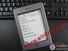 为网络阅读而生 e-ink墨水屏智能平板的兴起 电子阅读 第3张