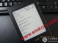 为网络阅读而生 e-ink墨水屏智能平板的兴起 电子阅读 第1张