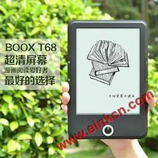 为网络阅读而生 e-ink墨水屏智能平板的兴起 电子阅读 第35张