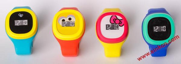 hereO: The first GPS watch designed for young kids 墨水屏手表手环 第3张