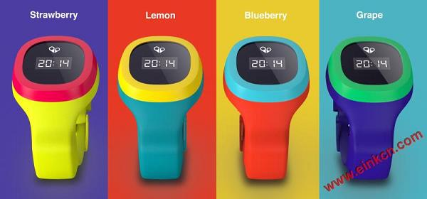 hereO: The first GPS watch designed for young kids 墨水屏手表手环 第17张
