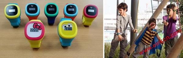 hereO: The first GPS watch designed for young kids 墨水屏手表手环 第21张