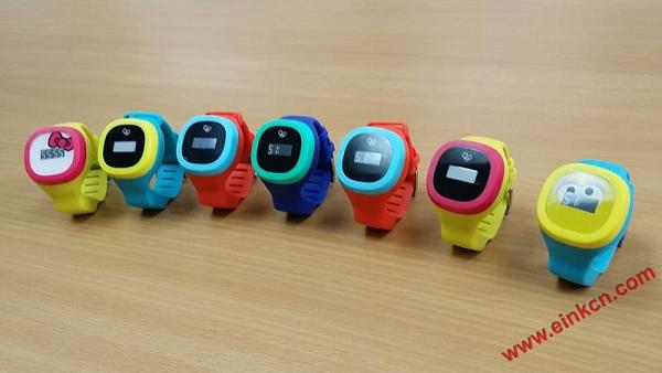 hereO: The first GPS watch designed for young kids 墨水屏手表手环 第24张