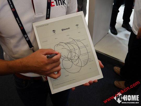 墨水屏只能造电子书?电子纸才是未来科技 电子墨水屏新闻 第6张