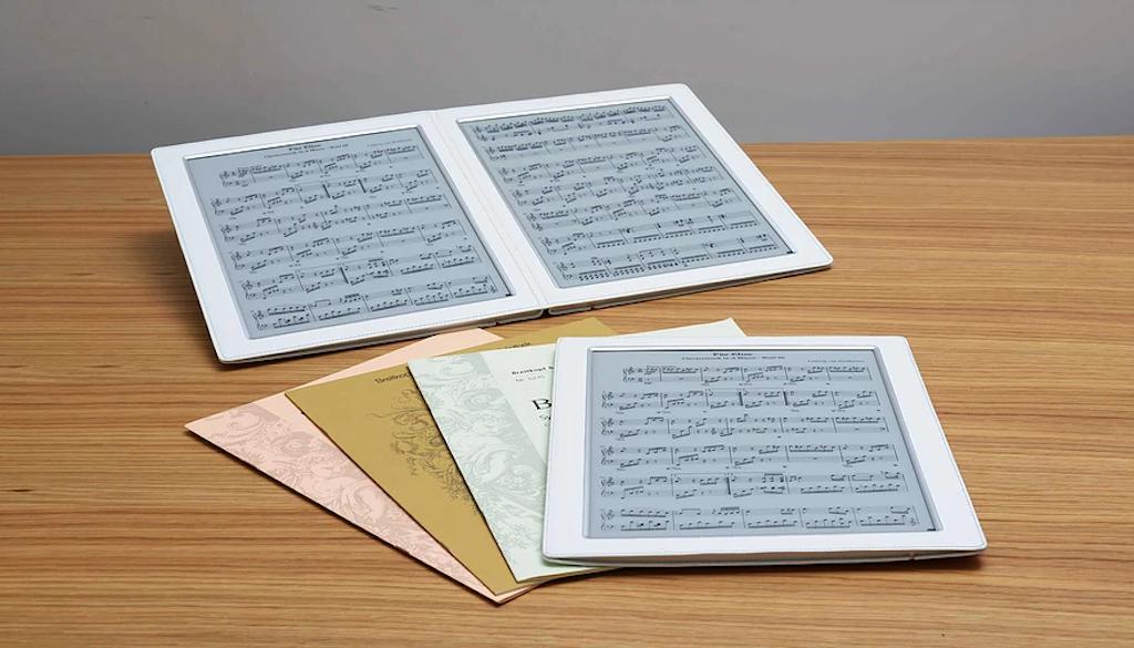 以阅读器闻名的电子纸,如今要做更多阅读器以外的事 电子墨水阅读器 第13张
