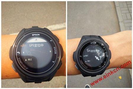EPSON J-300 E Ink电子墨水屏运动手表测评:颜值与功能齐升 墨水屏手表手环 第12张