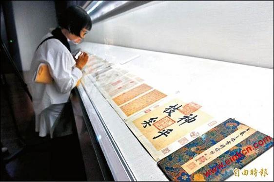台北故宮國寶大展明登場 首創E Ink電子紙展演專區 显示看板 第3张