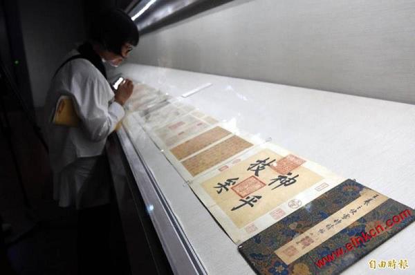 台北故宮國寶大展明登場 首創E Ink電子紙展演專區 显示看板 第5张