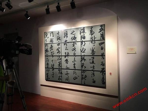 台北故宮國寶大展明登場 首創E Ink電子紙展演專區 显示看板 第11张