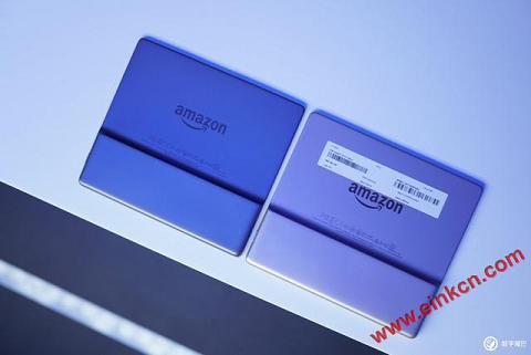 积灰之后能水洗了!亚马逊发布全新高端 Kindle Oasis