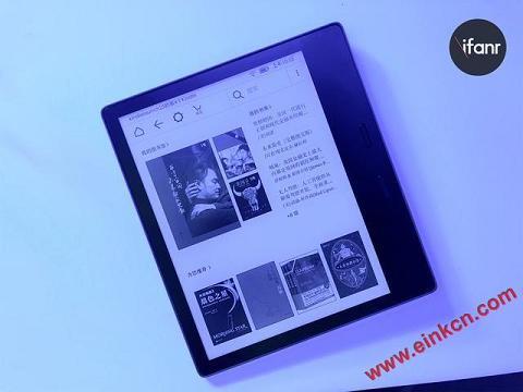 新Kindle Oasis真机试玩:2399元值不值得买?