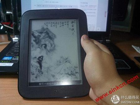 B&N NOOK2 淘宝二手机大体介绍,与kpw对比分析,破解指南 电子墨水阅读器 第7张