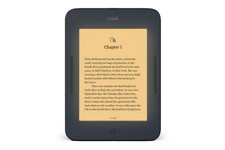 快速翻页+独特背光系统:Barnes & Noble 推出 NOOK GlowLight 3 电子书阅读器 电子阅读 第5张