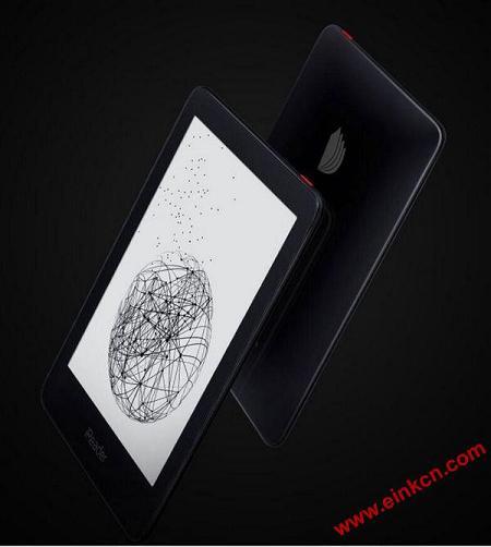 6.8英寸纯平屏幕:iReader 掌阅 发布 Ocean 电子书阅读器 1199元 电子阅读 第5张