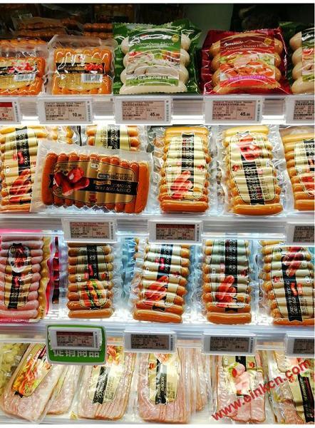 E Ink ESL电子货架标签效果展示 让超市商品价格随意变化  电子墨水屏标签 第14张