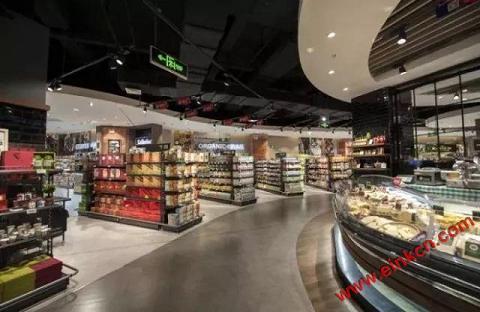 永辉全国首家无人收银概念超市即将亮相福州 智能标签 第1张