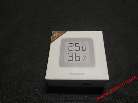 搭载E Ink电子墨水屏的秒秒测温湿度计到底怎么样?怎么购买? 电子墨水屏标签 第2张