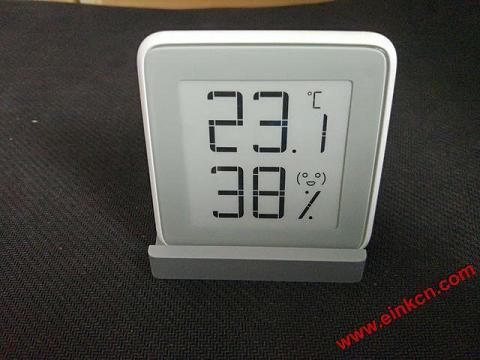 搭载E Ink电子墨水屏的秒秒测温湿度计到底怎么样?怎么购买? 电子墨水屏标签 第1张